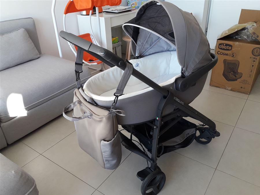 innovative design 1f930 4c5ec Passeggino Chicco Trio Love Poetic - Passeggino in vendita a ...