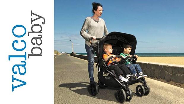 Valco Baby: i passeggini che venivano da lontano