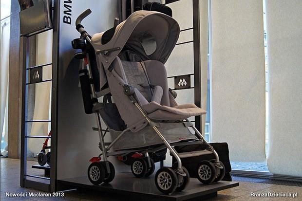 maclaren e bmw lanciano per il 2013 il passeggino bmw buggy. Black Bedroom Furniture Sets. Home Design Ideas