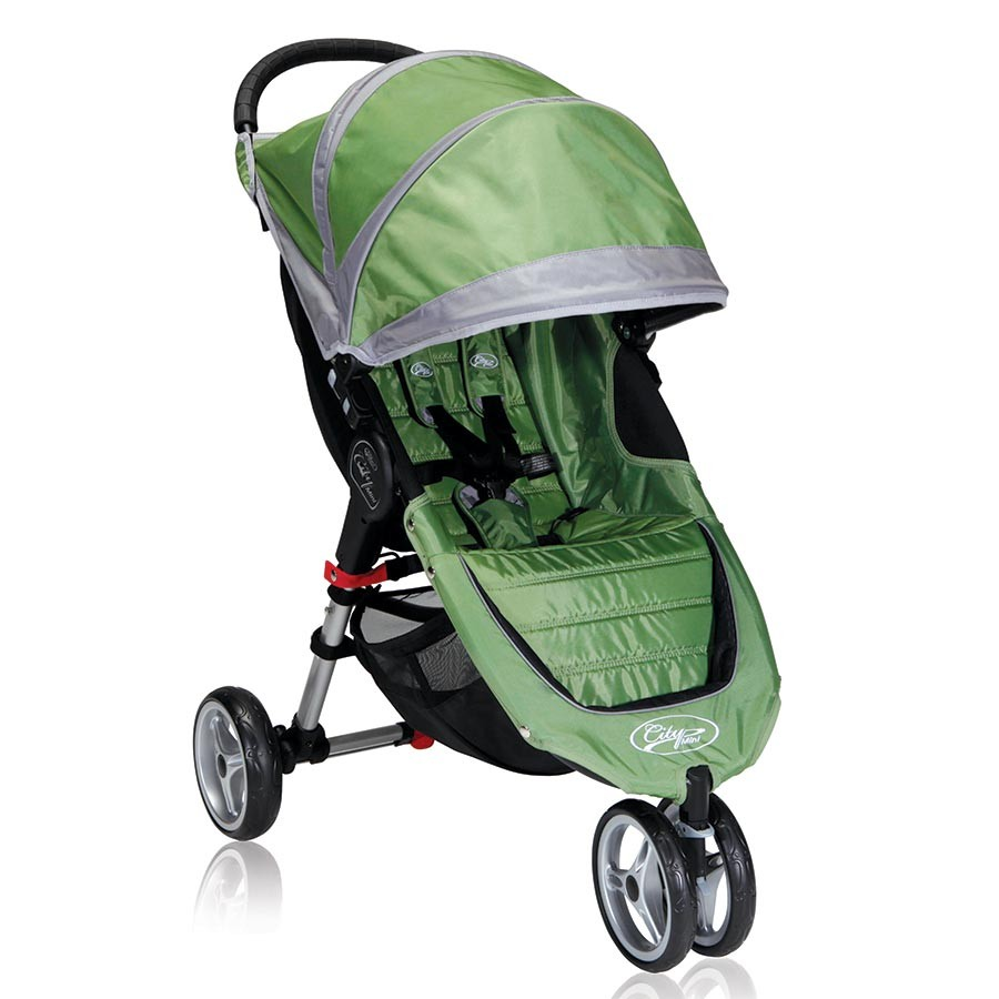 The Baby Jogger Citi Mini is so lightweight, I can't imagine lifting anything heavier into the car boot. The one step pull fold mechanism is so easy that's why I love the City Mini! Rated 5 out of 5.