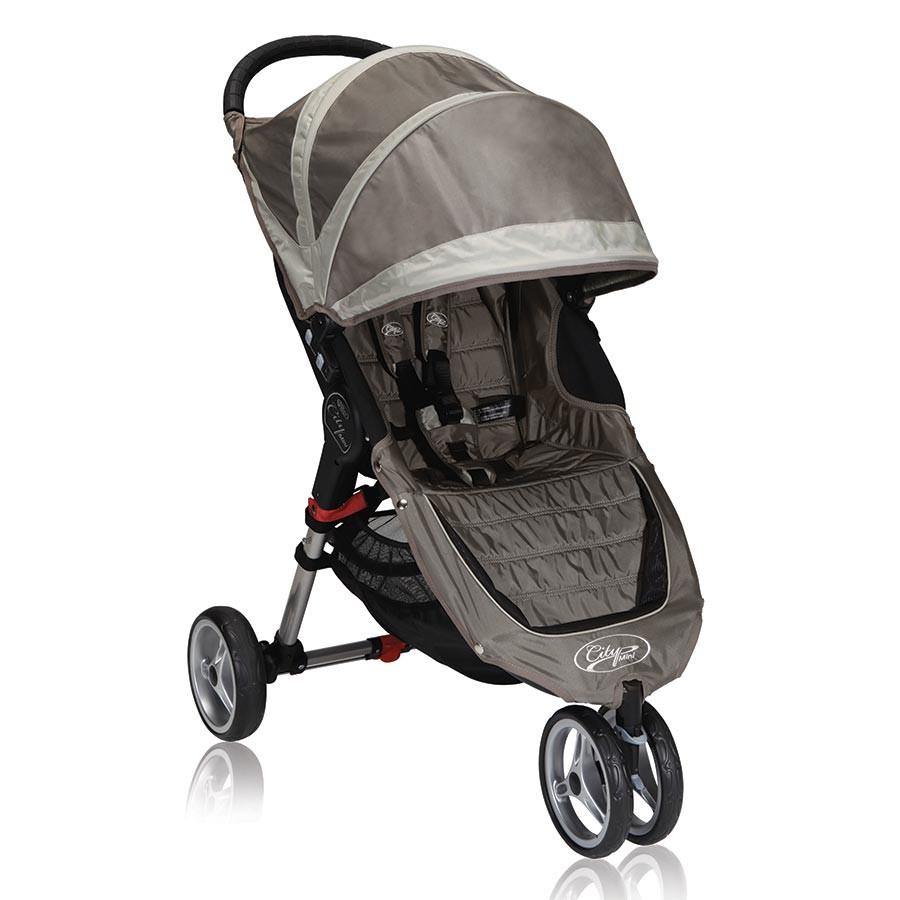 Carrinho De Beb Baby Jogger City Mini Single Sandstone