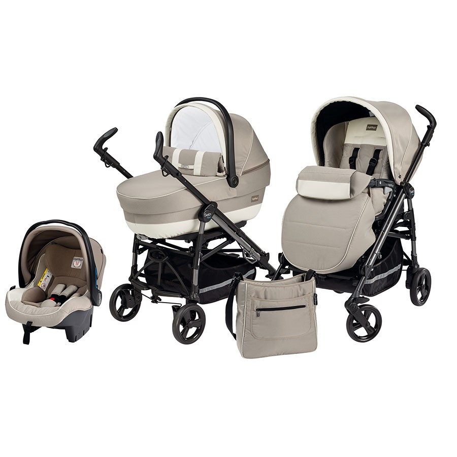 Peg Perego Switch Four Completo Modular