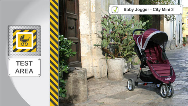 Test Recensione Baby Jogger City Mini 3