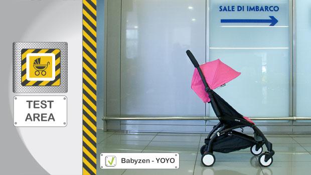 Test Recensione Babyzen YOYO