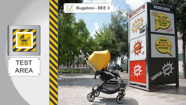 Test Recensione Bugaboo Bee 3 Duo