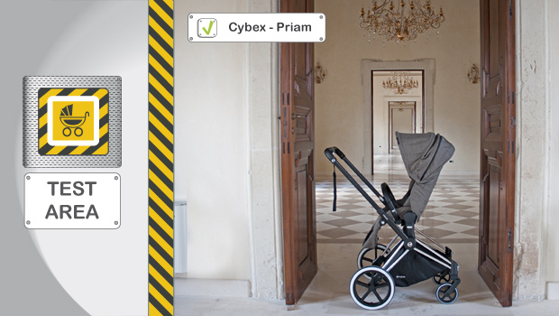 Test Recensione Cybex PRIAM
