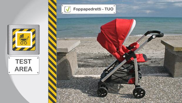 Test Recensione Foppapedretti TUO 2015