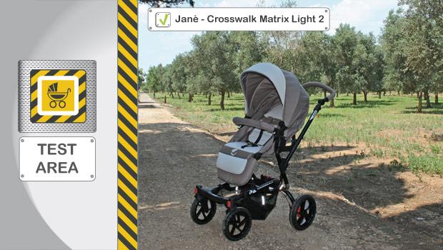 Test Recensione Jan� Crosswalk Matrix Light 2