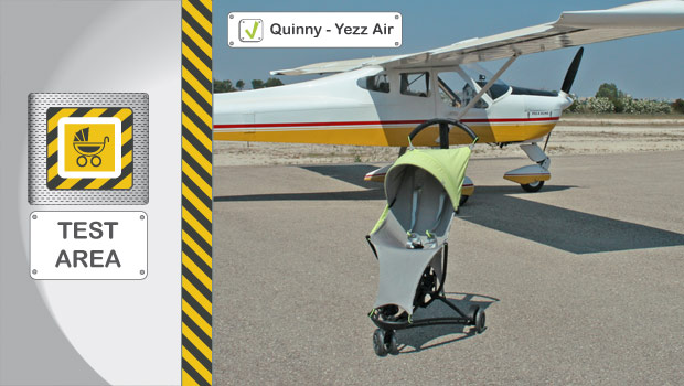 Test Recensione Quinny Yezz Air