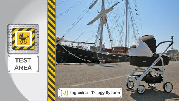 Test Recensione Inglesina Trilogy System 2014